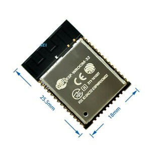 ESP8266 ESP32 ESP-32 ESP-WROOM-​32 WiFi//WLAN+​Bluetooth Module Dual Core 240MHz
