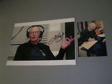 Chris Slade  AC/DC signed signiert autograph Autogramm auf 20x28 Foto in person