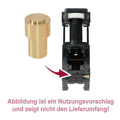 SET049 30x Drainageventil-Dichtung passend für Jura Brüheinheit Brühgruppe