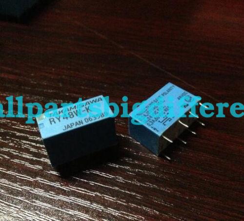20//50pcs RY48W-K 48VDC New 8Pins Relays DC48V