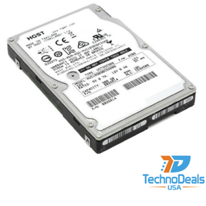 "Hitachi Ultrastar  HUC109090CSS600 900GB 0B26014 10k 2.5/"" HDD"