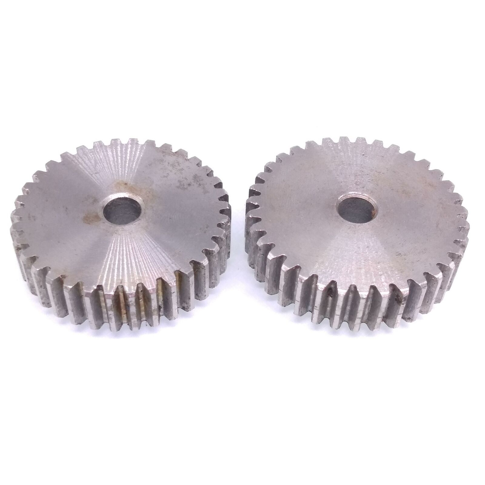 1 Mod 36T Spur Gear 45# Steel Pinion Gear Thickness 10mm Outer Dia 38mm x 1Pcs