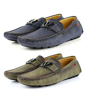 Mens-Casual-Loafers-Lightweight-Moccasins-Slip-on-Driving-Comfort-Flat-Shoes-UK