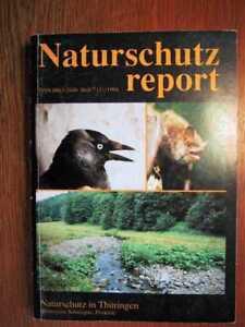 THURINGEN-Naturschutzreport-7-1994-Naturschutz-in-Thueringen-1994