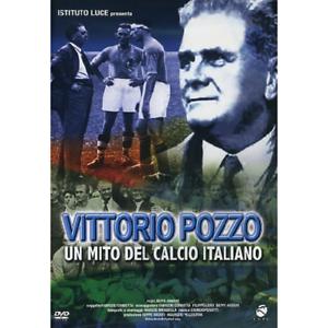 Vittorio-Pozzo-Un-Mito-Del-Calcio-Italiano-Dvd-Nuovo
