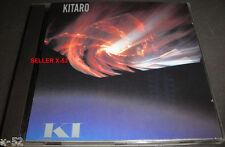 KITARO cd KI rare oop SUN tree CLOUDS in the SKY oasis revelation Kaleidoscope