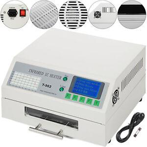 T962-Reflow-Ofen-Infrarot-Reflow-Oven-Infrared-IC-Heater-SMD-SMT-BGA-Soldering