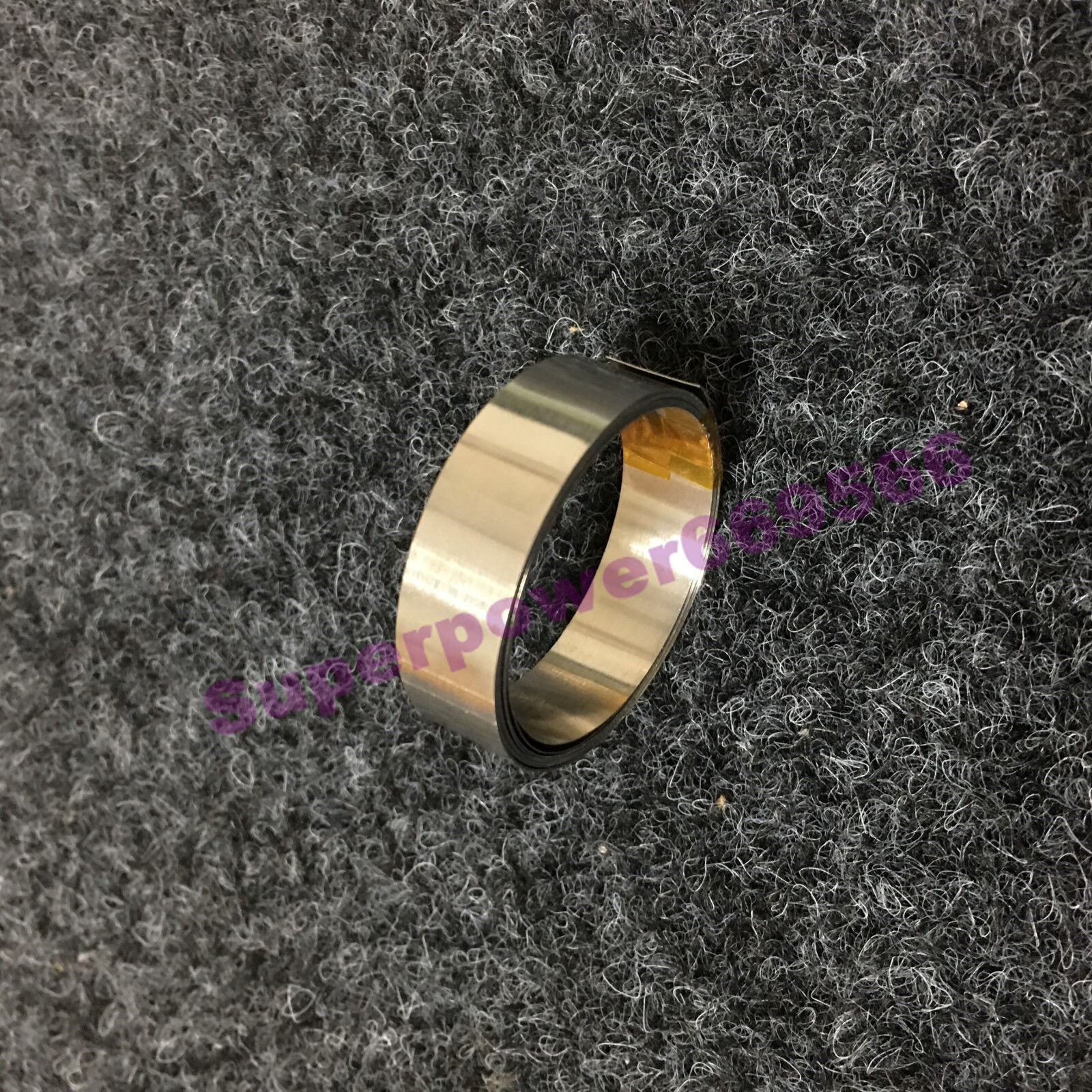 0.15X10mm 0.0059X0.39 inch Nickel PLATED steel strip sheet 1m 3.28FT Ni tape