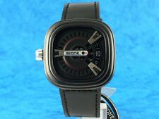 QUALITY LARGE HEAVY 70s Jump Hour digital Vintage Retro Style Led era Watch