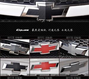 Chevy Bowtie Emblem Overlay Insert Decal Pre Cut Silverado