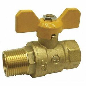 Zoro-Select-G-Mbb-38Th-3-8-034-Fnpt-X-Mnpt-Brass-Ball-Valve-Inline