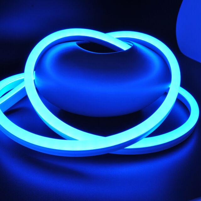 Custom Cut Pure White 6000K CBConcept® 120 Volt LED Flex NEON Light Strip