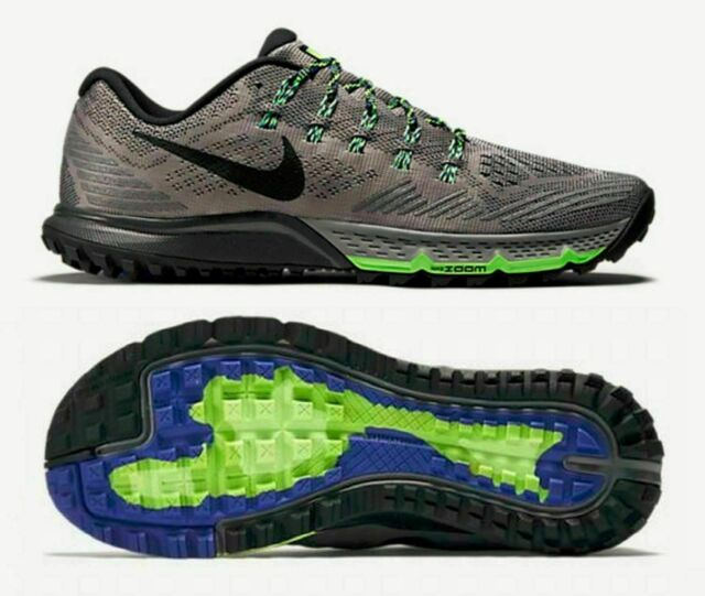 size 40 33eac e183f NEW Nike Air Zoom Terra Kiger 3 Men Athletic Shoes, 749334-001, Size 6