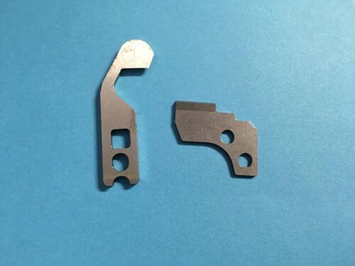 Overlock Machines sous et obermesser pour w6-Janome-Source-privilège