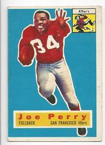 Joe-Perry-1956-Topps-NFL-Football-Trading-Card-110-San-Fran-49ers
