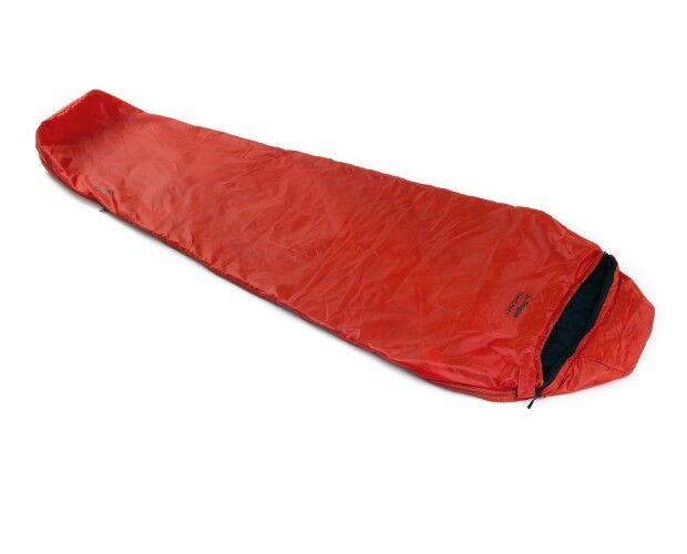 Snugpak Travelpak 1 Lightweight, Antibacterial Sleeping Bag with Mosquito Net