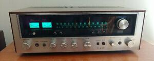 Sansui-6060-Vintage-Receiver-New-display-lights-working