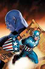 CAPTAIN AMERICA STEVE ROGERS 2 1ST PRINT CONTROVERSIAL HAIL HYDRA