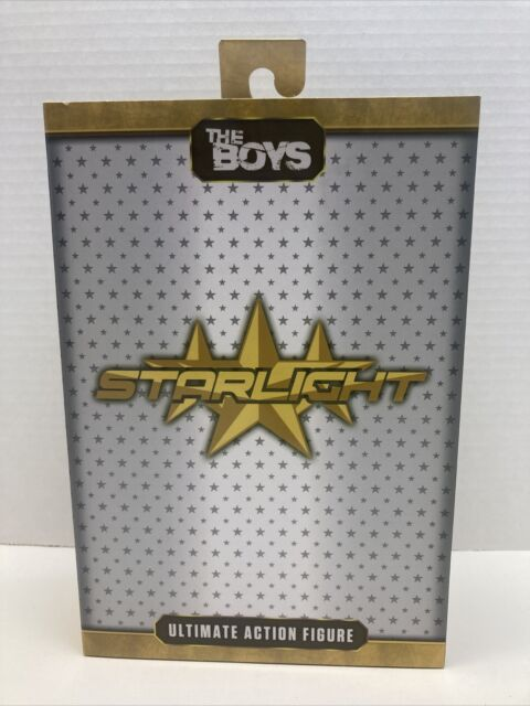 NECA The Boys Ultimate Starlight WalMart Exclusive Figure Factory Sealed