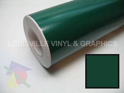 "24"" X 10ft - Dark Green *LVG InterCal Hi Gloss* Sign & Craft Cutting Vinyl"