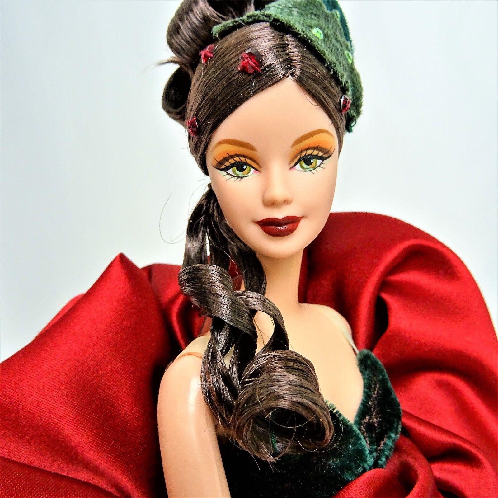 Barbie le ROSE EDIZIONE LIMITATA fiori in Fashion Doll Nuovo di zecca fuori dalla scatola