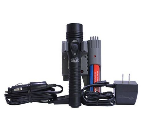 Streamlight 74619 Strion DS HL-IEC Type A LED Piggy Back Rechargeable Flashlight