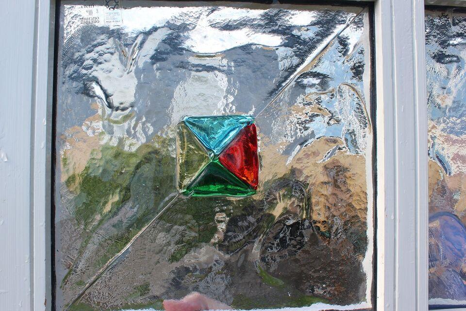 Murano Kakler/glas/vindue dør, Murano kunsthåndværk