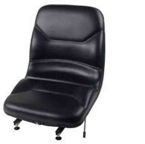 Wise Replacement Vinyl Forklift Seat Yale Cat