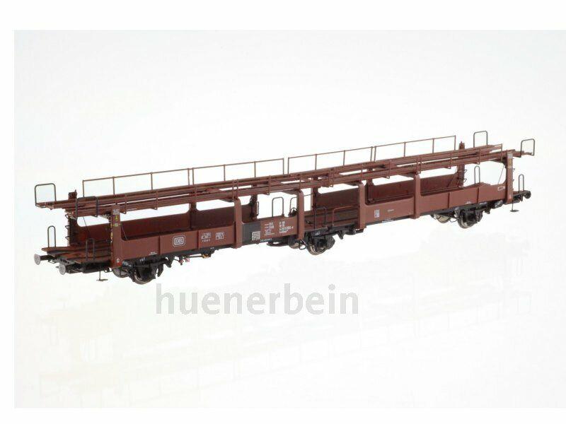 Exact-train 20001 DB Laekkms 542 Cartransportwagen Ep. IVb braun NEU+OVP