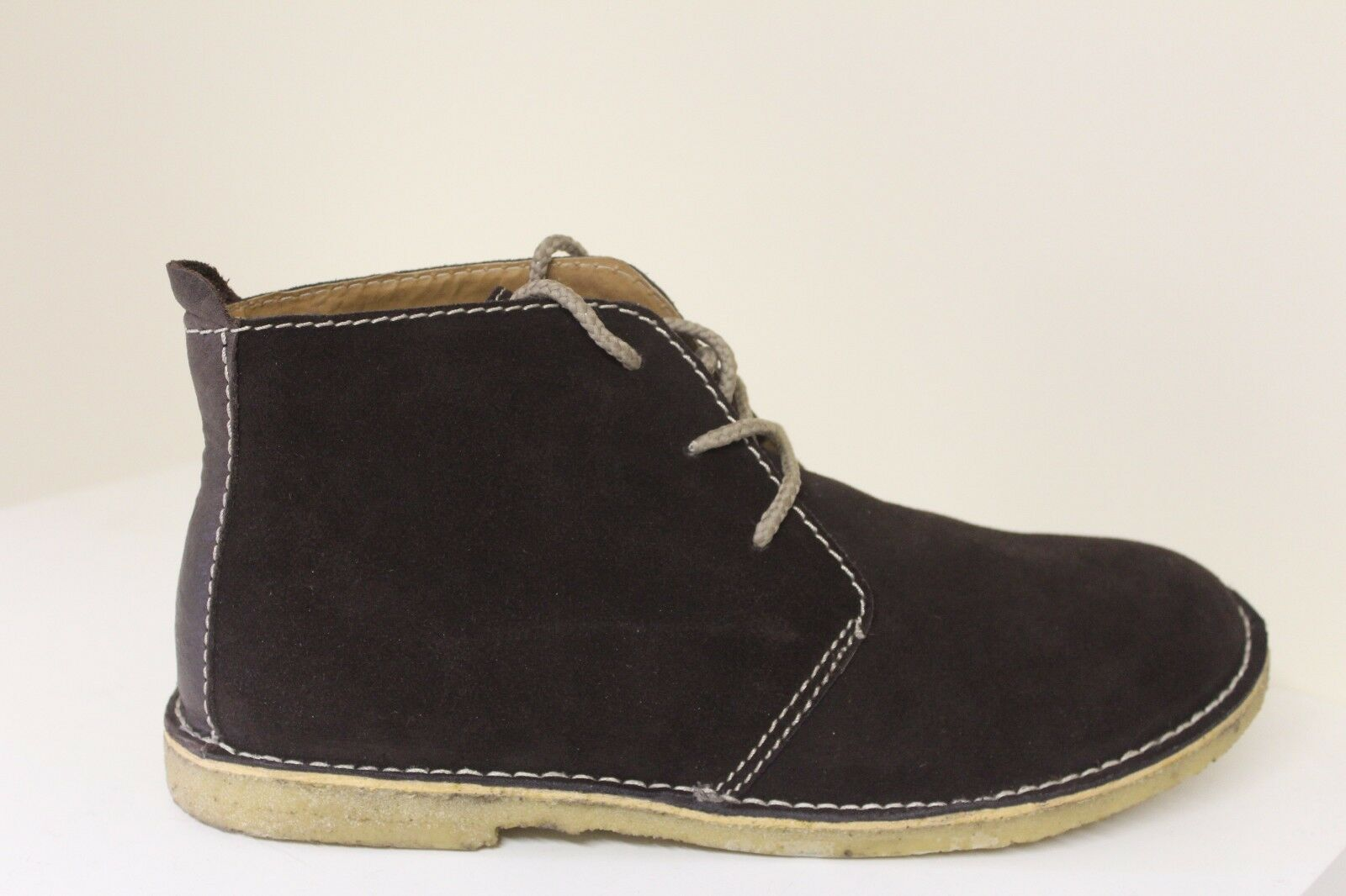 Lyle /& Scott Mens suede desert ankle boots lace up brand new in box B GRADE