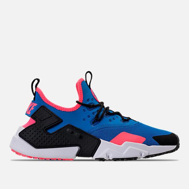 Men's Brand New Nike Air Huarache Drift Athletic Fashion Sneakers [AH7334 403]
