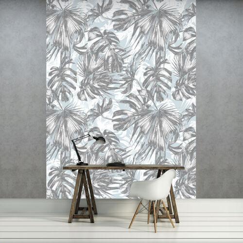 PAPIER Fototapeten Tapete Abstraktion Kunst Blumen Blatt Mosaik  3FX11238P4A