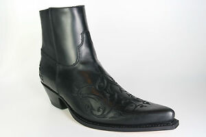 Show Original Stickung Boot Ankle Javi Title Details Black Sendra About 7216 Blackie DI2WH9EY