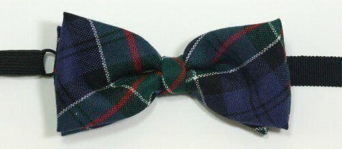 Tartan Republic Scottish Made Colquhoun moderne Tartan Noeud papillon 100/% pure laine