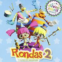 Various Artists - Rondas Y Canciones Infantiles 2 / Various [new Cd] Argentina - on Sale