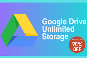 Google-Drive-Unlimited-Storage-Account-lifetime-Preset-account