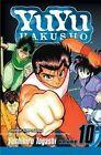 Yuyu Hakusho (10) by Yoshihiro Togashi (Paperback, 2006)