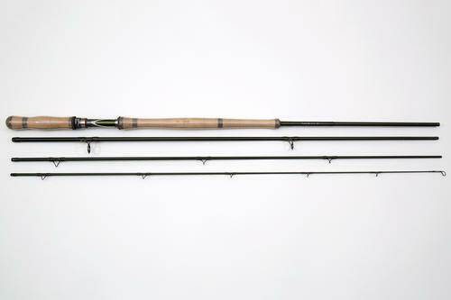 New Fishoot Med/Fast Action Switch Fly Fly Fly Fishing Rod 11ft 6
