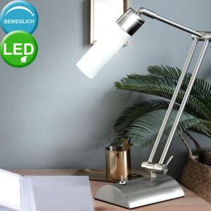 Design Led Lampe Bureau Comptoir Luminaire Éclairage Chambre à ...