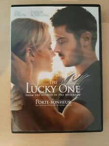 The-Lucky-One-DVD-2012-Canadian-GOOD
