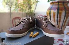 Timberland Newmarket_Fulk LP Chukka MT Leather, Homme Chukka Boots, Braun 45,5