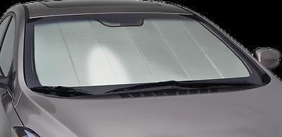 Intro-Tech FD-61 Custom Auto Shade Windshield Sunshade for Ford Focus 2008-2011