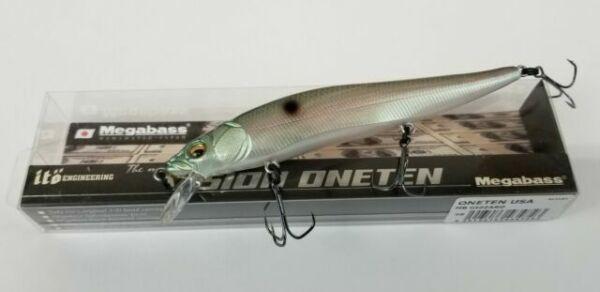 9916 for sale online Megabass Vision 110 ONETEN R 3 Slow Floating Lure KOHOKU Natural