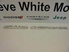 Chrysler Genuine 5JM88CA1AA Nameplate