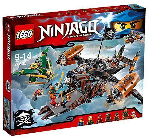 LEGO Misfortune's Keep Ninjago Set 70605 NEW Sealed
