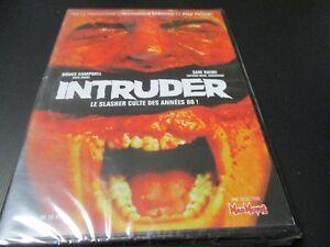DVD-NEUF-034-INTRUDER-034-Bruce-CAMPBELL-Sam-RAIMI-film-d-039-horreur-de-Scott-SPIEGEL