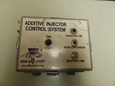 HOFFMAN ENCLOSURE DTS AIRCRAFT REFUELING ADDITIVE INJECTOR CONTROL BOX-FREE SHIP