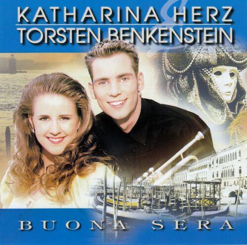 1 von 1 - KATHARINA HERZ & TORSTEN BENKENSTEIN: BUONA SERA / CD (KOCH 324 338) - NEUWERTIG