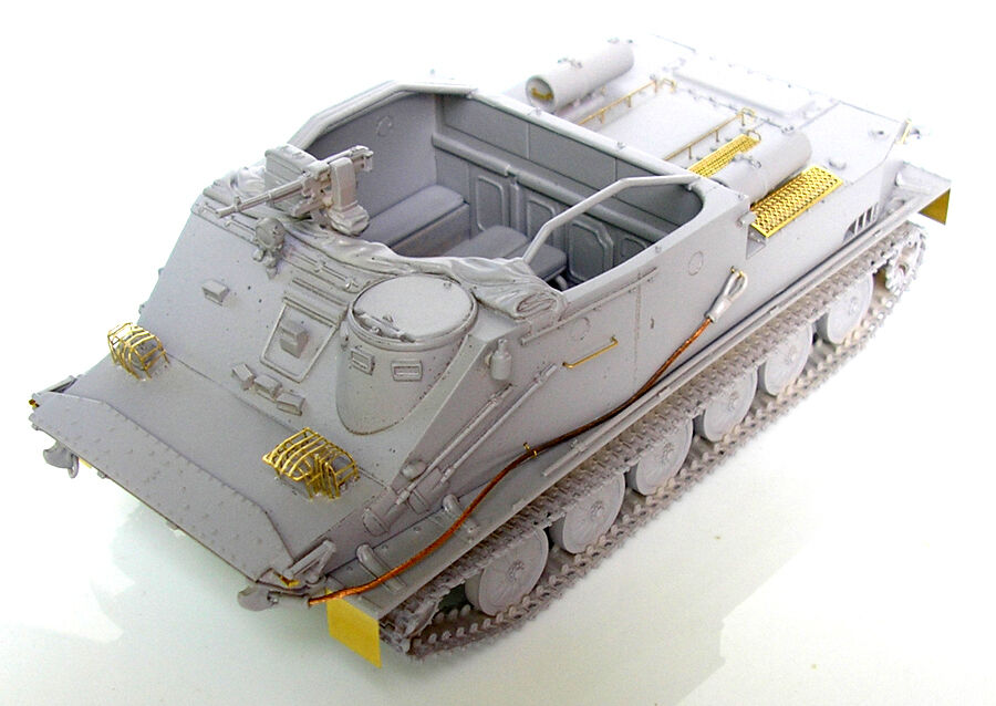 1  48th Tank -Mania Sovjet BTR -50P APC