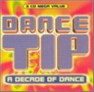 Various-Dance-Tip-Decade-of-Dance-CD-Highly-Rated-eBay-Seller-Great-Prices